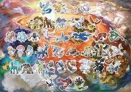 Pokemon Ultra Sun and Moon have all the legendaries