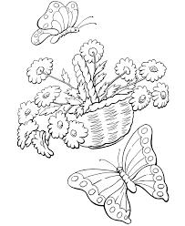 Disegni Di Primavera Da Colorare E Stampare Page 2