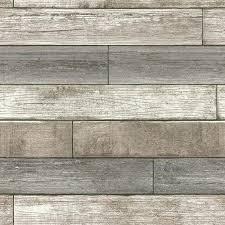 nu x reclaimed wood plank natural wallpaper roll barn board brewster grey thin retro vinyl photography wooden barn board wallpaper