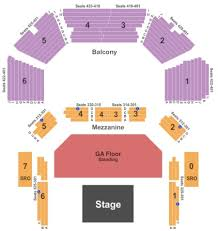 Moody Theater Seating Chart Rows Lukas Graham Tickets Section General Admission Standing