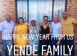 """Pretty Yende on Twitter: """"May it be your best year yet filled with all you  ever wish for.💞#2019 #family #theYendes… """""""