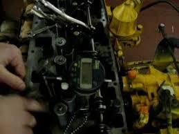 cat diesel engine synchronization step  cat 3116 diesel engine synchronization step 1