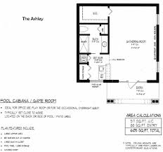 simple pool house floor plans. Guest House Floor Plans Inspirational Pool With Living Quarters Open Simple