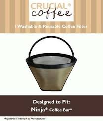 See more ideas about ninja coffee bar recipes, ninja coffee bar, ninja coffee. Replacement Ninja Coffee Bar Washable Reusable Coffee Filter Ebay
