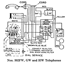 western electric products telephones older models than the  302fw gw hw