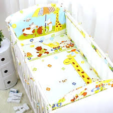 summer crib set