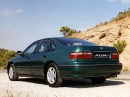 HONDA Accord 4 Doors specs - 1996, 1997, 1998 - autoevolution