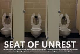school bathroom. SEAT OF UNREST: Inside Transgender Students\u0027 War Over School Bathrooms -- NY Daily News Dig Bathroom