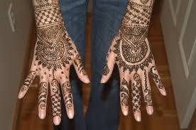 Henna Tetování Tetování Tattoo Kérkycz