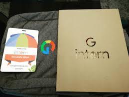 Ux Design Intern The Google Ux Design Internship An Intern And Managers
