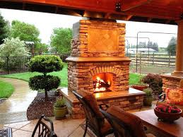 you build outdoor fireplace kits your own kit contractor series