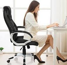 buying an office chair. merax high back new office pu leather ergonomic chair computer adjustable boss buying an i