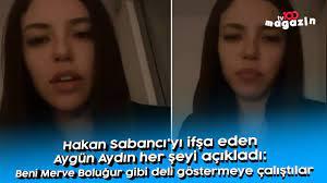 Hakan Sabancı'yı ifşa eden Aygün Aydın her şeyi açıkladı - YouTube