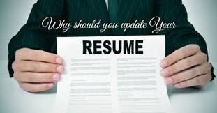 Update Your Resumes Why Should You Update Your Resume Top 10 Reasons Wisestep