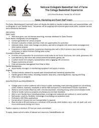 the college basketball experience linkedin internship job description jpg