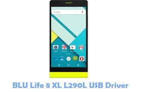 Download BLU Life 8 XL L290L USB Driver ...