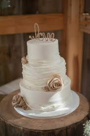 Cool Wedding Cakes For The Rustic Wedding Crave Du Jour