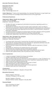 cv pharmacy pharmacist resume sample lovely pharmacist resume sample for best