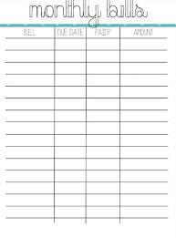 Pin By Crystal On Bills Pinterest Budgeting Bill Organization