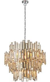 endon viviana chrome 15lt pendant with champagne crystal k9 drops 72746 618x1000 jpg