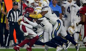 Chargers Depth Chart Takeaways From Los Angeles Chargers First Depth Chart Of 2019