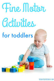 the inspired treehouse these fine motor activities for toddlers are the perfect way to strengthen