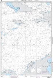 Nga Nautical Chart 26001 Caribbean Sea Central Part