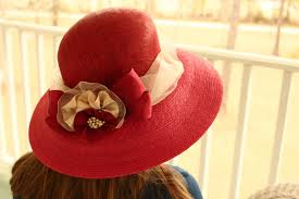 Decorating With Hats Similiar Hat Decorating With Ribbon Keywords