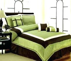 queen green comforter dark green comforter set design ideas sets king new bedding sage brown white