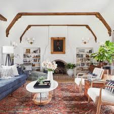 58 kid friendly sectionals emily henderson modern english cottage tudor living room 01