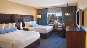 Luxor 2 Bedroom Suite Resort Tower Queen At Excalibur Hotel Casino Las Vegas