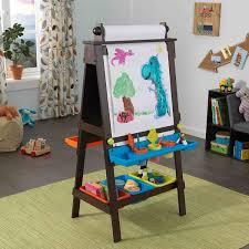 kid kraft wooden art easel