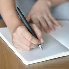 <b>kaco edge blade</b> pen germany black drawing posture pen ink ba ...