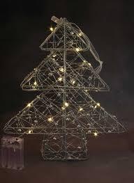 Details Zu Led Weihnachtsstern Weihnachtsbaum Weihnachtsdeko Silber Warmweiß 618h Timer