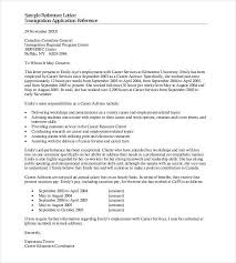 Awesome Collection of Example Reference Letter Template Download