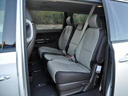 nydn 2017 kia sedona sxl second row seat