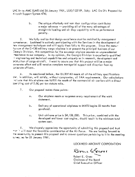 Sample Cover Letter Cover Letter Examples Lockheed