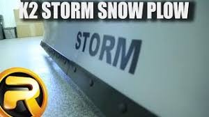 k2 snow plows realtruck com watch this video how to assemble k2 storm snow plow