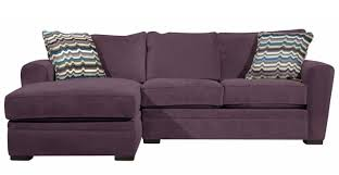 Eggplant Couch   Purple Sofa   Purple Sectional Couch
