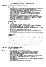 Awesome Collection Of Medical Telemetry Nurse Resume Nursing Writing