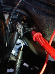 how to back probe any sensor enduring automotive Probe Wire Harness it's easy to connect the leads of your multimeter to the paper clips the idea of back probing a sensor is one of the basic skills that is used through K Probe Cable