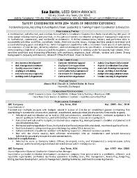 Coordinator Resume Sample Topshoppingnetwork Com