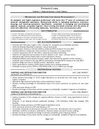 Senior Manager Resume Cool Sample Senior Management Resume