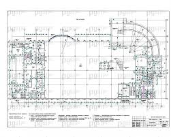 Купить дипломный Диплом № Торговый центр в г Курск Цена  2 План на отметке 0 000 jpg