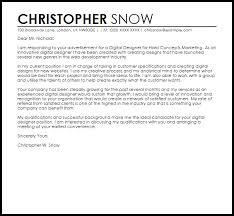cover letter designs digital designer cover letter sample cover letter