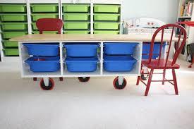 2. As a Child's Desk