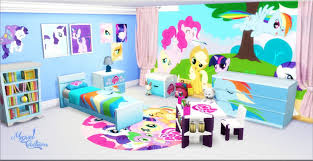 My Little Pony Bedroom Curtains Stickers Wall Mural Canvas Latest Image  Spike Sleeping Soundly In His