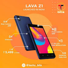 Lava Z1, Lava Z2, Lava Z4, Lava Z6 ...