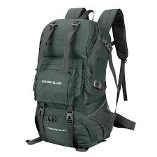 Outdoor Unisex Sport PE <b>Waterproof</b> Foldable <b>Backpack Hiking Bag</b> ...
