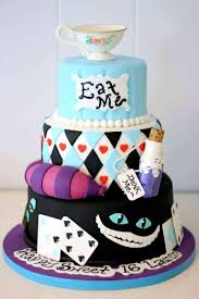 Mad Hatter Cake Designs 10 Mad Hatter Cake Ideas From Alice In Wonderland The